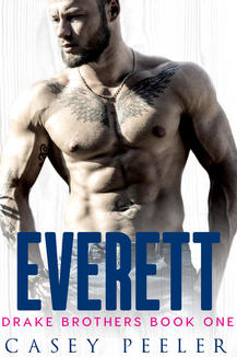 Image of Everett, Drake Brothers Series, Amazon Kindle, Kindle Unlimited, Read for Free