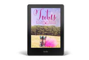 image of tutus & cowboy boots part 2 by Casey Peeler, amazon, iBooks, Google Play, Kobo, Nook